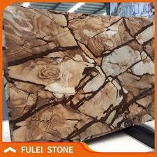 polished exotic brazilian wood stone granito palomino granite slabs h89 slabs