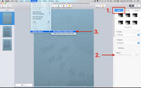 pages background color.  Pages Apple Pages  Section Master Photo Opacity For Background Color S