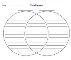 Free Venn Diagram Template With Lines 10 Best Venn Diagram Template Images Venn Diagram Template