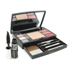 dior travel studio makeup palette collection voyage pact 6xe shadow 3xlipgloss mascara 2xmini liner