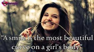 Beautiful Smile Quotes For Girl Best Of Quotes About Girls Beautiful Smile