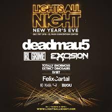 Lights All Night Announces Full Lineup Grateful Web