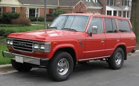 1990 Toyota Land Cruiser - Information and photos - ZombieDrive