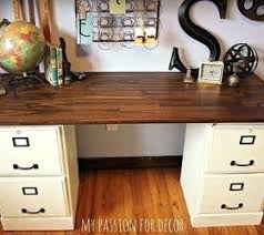 pottery barn file cabinet. Furniture Filing Cabinets Pottery Barn Inspired Desk Using Goodwill Chalk Paint Home Decor Kitchen File Cabinet E