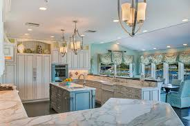Coastal Kitchen Coastal Elegant Kitchen Point Pleasant New Jersey By Design Line