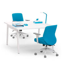 office desks white. Simple White Series A Double Desk For 2 White 47 Throughout Office Desks White O