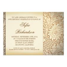 Elegant Invitation Cards Elegant Photo Birthday Invitation Card