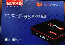 16GB TV Box Evpad 5S Pro (6k)3Years Warranty🌟, TV & Home Appliances, TV &  Entertainment, Media Streamers & Hubs on Carousell