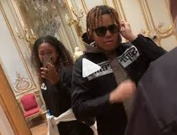 May 31, 2021 · naomi osaka serves in her first round match at roland garros. New Boyfriend Is Naomi Osaka Dating Rapper Ybn Cordae Tennis Tonic News Predictions H2h Live Scores Stats