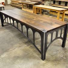 industrial metal furniture. 42 Desk Vintage Industrial Furniture And Desks With Metal