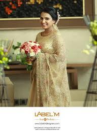 Zatin Designers Sarees Labelm Christian Bridal Saree Christian Wedding Sarees
