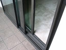 soundproof sliding glass door bottom