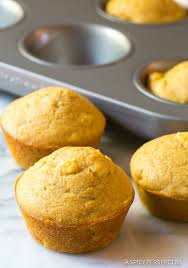 Apple Spice Cornbread Muffins A Spicy Perspective