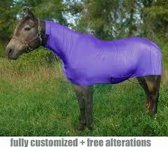 pony young horse faceless uni body
