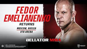 Bellator held 18 events in 2020. Bellator Moscow Fedor Emelianenko Returns Home Network Ten