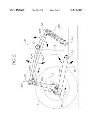 Trike suspension pat 5810383