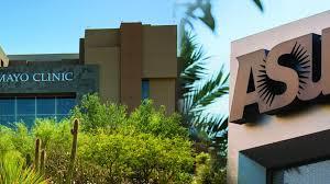 Asu Mayo Clinic Collaborate For Impact Asu Now Access