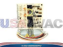 nordyne miller intertherm furnace circuit control board 624644 nordyne miller intertherm furnace circuit control board 917178 917178a