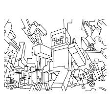 Vaak Kleurplaten Van Minecraft Erj67 Agneswamu