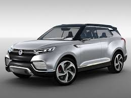 new car suv launches in 2015SsangYong X100 Compact SUV Launch In 2015 Mahindra Version To