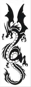 коллекция тату эскизы полинезия дракон пользователя портал