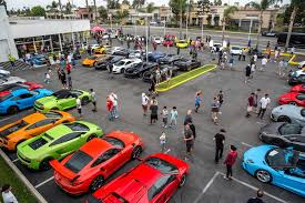 Supercar Show Lamborghini Newport Beach Blog