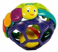 <b>Погремушка Bright Starts</b> Гибкий шарик — купить по выгодной ...