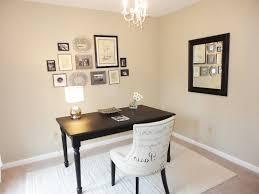 feminine office decor. Interior, Feminine Executive Office Decor White Framed Wooden Windows With Blind Light Brown Wood Wall X