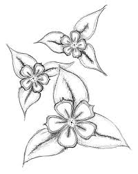 Nevertheless, doodling is not a bad thing, no matter what. 35 Flower Drawings For Beginners Step By Step Harunmudak