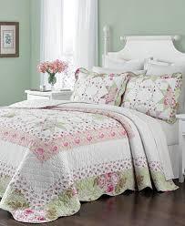 CLOSEOUT! Martha Stewart Collection Emmeline Bedspreads, Created ... & Martha Stewart Collection Emmeline Bedspreads, Created for Macy's Adamdwight.com