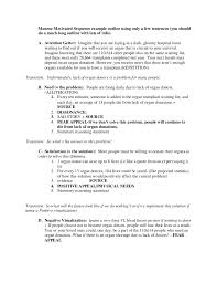 Informative Speech Outline Template Help With Speech Outline