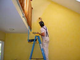 a brief history of house painting ideas