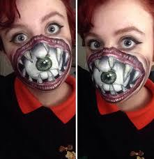 face painting makeup art manatee94 3