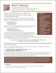 executive resume writer executive portfolio examples