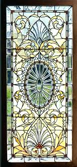 stick on stained glass window self adhesive stained glass window design covering vinyl sticky