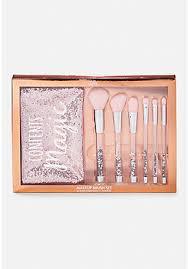 disney makeup brush holder. shaky glitter make up brush set disney makeup holder