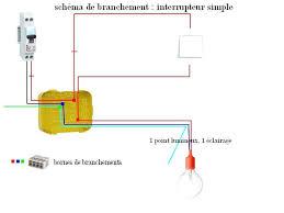 Good Schema Electrique Eclairage Exterieur 1 Schema Electrique Eclairage  Exterieur Branchement Schacma De 1