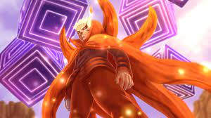 Naruto (Baryon Mode) 🔥 Wallpaper 4K PC ...