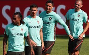 Conta oficial das seleções nacionais de futebol, futsal e futebol de praia the official account of the portuguese national team. Portugal Euro 2020 Squad List Fixtures And Latest Team News