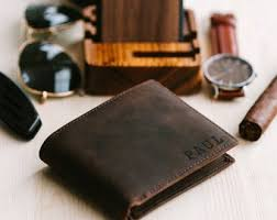 <b>Real Leather Wallet</b>   Etsy