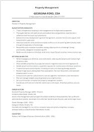 Assistant Property Manager Resume Sample Property Manager Resume ...