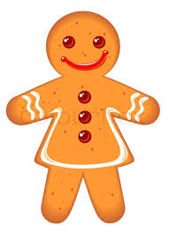 gingerbread woman.  Woman Gingerbread Woman Vector Intended Woman
