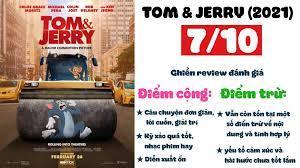 Review phim Tom & Jerry (2021): Kỷ niệm tuổi thơ đầy mới lạ