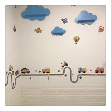 china home decor 3d foam wall stickers