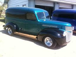Truck 1963 chevy panel truck for sale : classic trucks for sale | This old Panel truck had ben left to ...