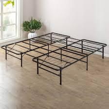 metal platform bed frame. King Size Metal Platform Bed Frame Heavy Duty Mattress Foundation Folding  Base | EBay Metal Platform Bed Frame R