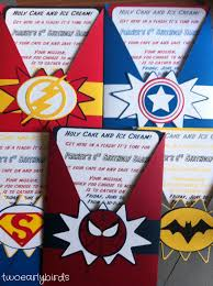 superheroes party invites superhero party invitations birthday showers party