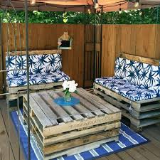 patio furniture pallet project mommy