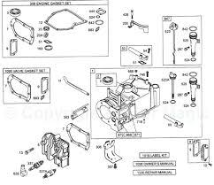 quattro d spares briggs stratton engine quattro 10d902 1