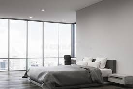 bedroom side view. Download Gray Wall Bedroom, Side Stock Illustration. Illustration Of Background - 90145521 Bedroom View